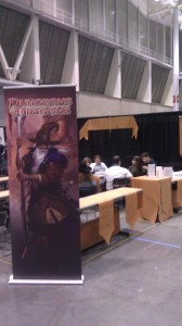 Pax East 2014 - D&D Booth