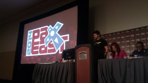 Pax East 2014 - Ending Hate & Bile