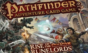 Pax East 2014 - Pathfinder Card Game