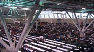 Pax East 2014 - Table Top Space