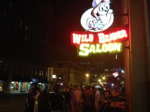 Wild Beaver - Russ