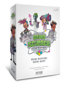 MadScience Box
